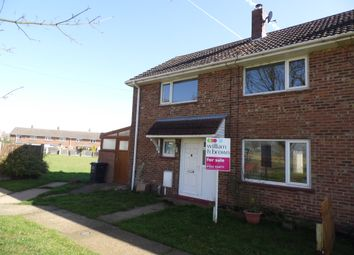 Thumbnail 3 bed semi-detached house for sale in Westmoreland Avenue, Scampton, Lincoln