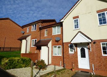 Thumbnail 2 bed terraced house to rent in Caesers Close, Lydney