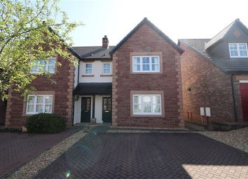 Thumbnail 3 bed semi-detached house for sale in Edmondson Close, Brampton, Cumbria