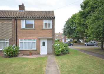 Thumbnail 2 bed end terrace house for sale in Swainby Road, Trimdon