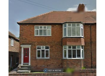 Thumbnail 2 bedroom flat to rent in Manor Drive North, York
