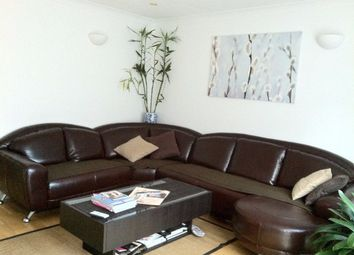 Thumbnail 3 bed terraced house to rent in Leather Road, Concorde Way, Surrey Quays