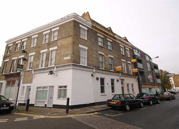 Thumbnail 1 bed flat to rent in Greyhound Road, London