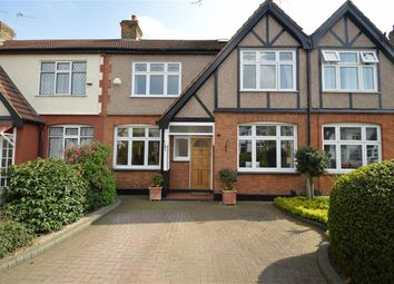 Thumbnail 4 bed terraced house for sale in Derwent Gardens, Redbridge, Essex