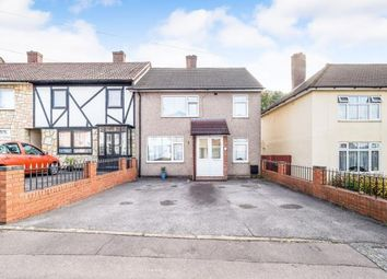 Thumbnail 3 bed end terrace house for sale in Chigwell, Essex, United Kingdom