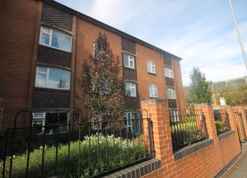 Thumbnail 2 bed flat for sale in Countesthorpe Road, Wigston