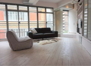 Thumbnail 1 bed flat to rent in 15-27 Gee Street, London