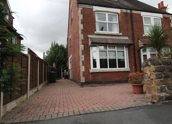 3 bed semi-detached house to rent in Abingdon Road, West Bridgford, Nottingham NG2