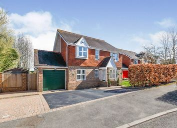 Thumbnail 4 bedroom detached house for sale in Merryfields Close, Hartley