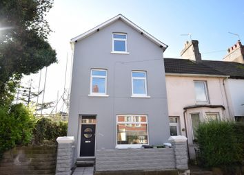 Thumbnail 4 bed end terrace house for sale in Llandaff Road, Canton, Cardiff