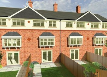 Thumbnail 3 bed terraced house for sale in Whitehall Drive, Broughton, Preston