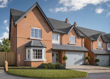 Thumbnail 5 bed detached house for sale in The Denby, Century Drive, Off Normanton Rd, Packington