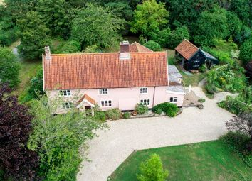 Thumbnail 4 bed farmhouse for sale in The Street, Southolt, Eye