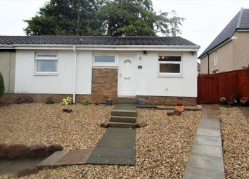 Thumbnail 2 bed semi-detached bungalow for sale in Roman Way, Glasgow
