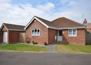 Thumbnail 3 bedroom bungalow for sale in Suffolk Avenue, West Mersea, Colchester