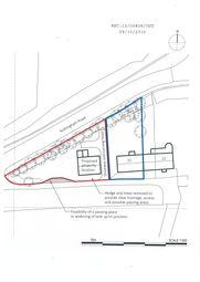 Thumbnail  Land for sale in Nottingham Road, Bottesford, Nottingham