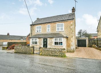 Thumbnail 4 bed detached house for sale in Wood Lane, Chippenham