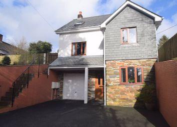 Thumbnail 4 bed detached house for sale in Underhayes Lane, Launceston