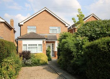 Thumbnail 3 bed detached house for sale in Windsor Close, Sleaford