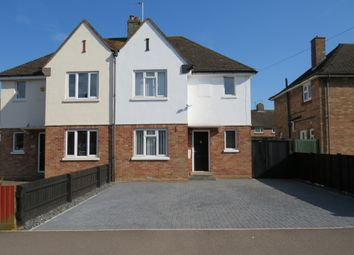 3 bed semi-detached house for sale in Annesley Road, Newport Pagnell MK16