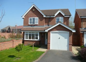 Thumbnail Detached house to rent in Wilmhurst Road, Warwick, Warwickshire