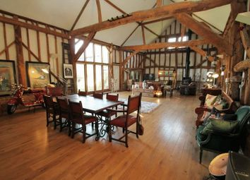 Thumbnail 3 bed barn conversion for sale in Poplar Farm, Eaton Bray, Bedfordshire