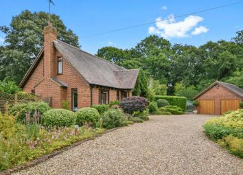 Thumbnail 5 bed detached house for sale in Woodside, Fetcham, Leatherhead