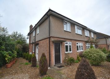 Thumbnail 2 bed maisonette to rent in Russell Crescent, Watford