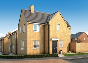 "Thumbnail 3 bed semi-detached house for sale in ""The Windsor"" at South Parkway, Seacroft, Leeds"