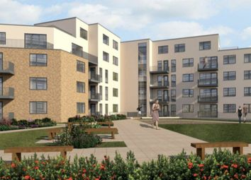 Thumbnail 2 bed flat for sale in New Quarter, Ashford