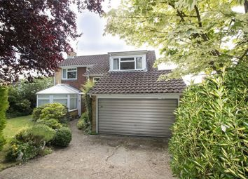 Thumbnail 4 bed detached house for sale in Knoll Road, Fleet