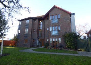 Thumbnail 2 bed flat for sale in Edwards Close, Kings Worthy, Winchester