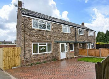 Thumbnail 3 bed semi-detached house for sale in Dimbles Lane, Lichfield