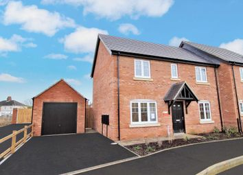 Thumbnail 3 bed semi-detached house for sale in Lincoln Road, Dunholme, Lincoln