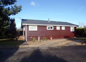 Thumbnail 3 bed mobile/park home for sale in Lobstick, Wood End, Warwickshire