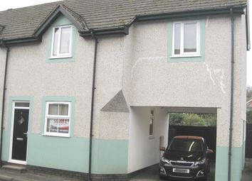 Thumbnail 2 bed semi-detached house for sale in Glanafon Terrace, Gyffin, Conwy