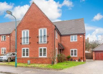 Thumbnail 4 bed detached house for sale in Ayrton Close, Grange Farm, Milton Keynes