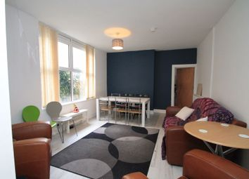 Thumbnail 6 bed terraced house to rent in Albany Road, Roath, Cardiff