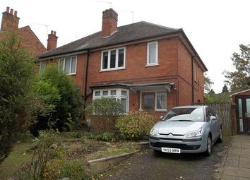 Thumbnail 2 bed semi-detached house to rent in Clive Road, Redditch, Redditch