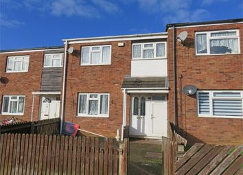 Thumbnail 3 bed terraced house for sale in Shaw Road, Grantham, Lincolnshire