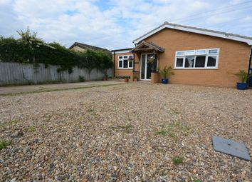 Thumbnail 6 bed detached bungalow for sale in Burnt Hill Way, Carlton Colville, Lowestoft