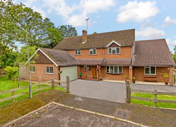 Thumbnail 5 bed detached house for sale in St. Michaels Close, Halton, Aylesbury