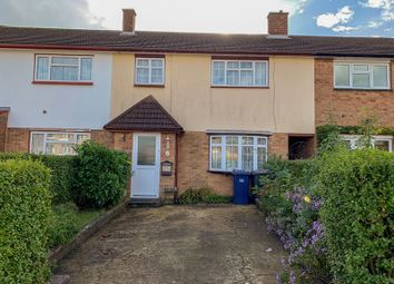 Thumbnail 3 bed terraced house to rent in Quinta Drive, Arkley, Barnet