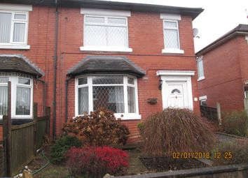 Thumbnail 3 bed semi-detached house to rent in Florence Road, Handford, Stoke On Trent