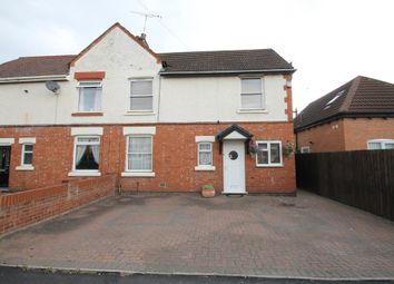 Thumbnail 2 bed semi-detached house for sale in Bracebridge Road, Atherstone