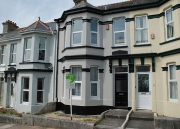 Thumbnail 1 bed flat to rent in Rosslyn Park Road, Peverell, Plymouth