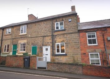 Thumbnail 1 bed terraced house for sale in Church Street, Holbrook, Belper