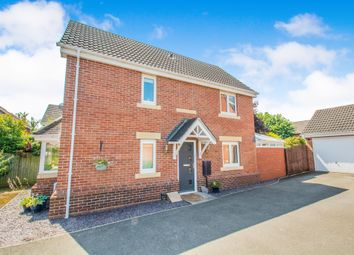 Thumbnail 3 bed detached house for sale in Cornpoppy Avenue, Monmouth