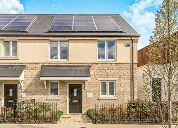 Thumbnail 3 bed end terrace house for sale in Banbury Road, Elmsbrook Phase 2, Bicester