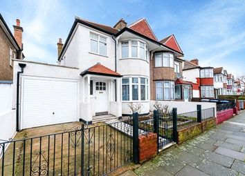 3 bed semi-detached house for sale in Leigh Gardens, London NW10
